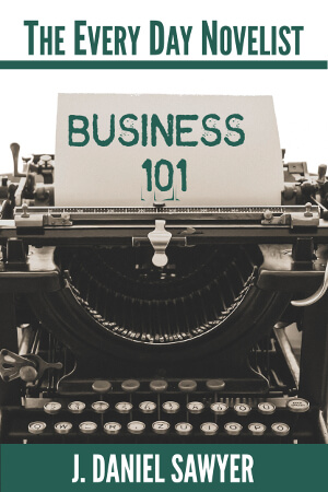 The Every Day Novelist: Business 101