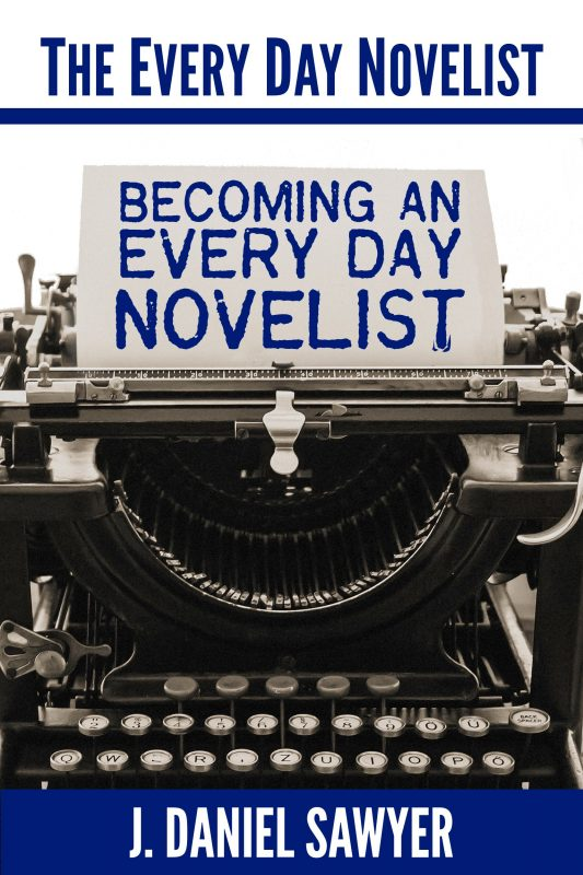 Becoming an Every Day Novelist