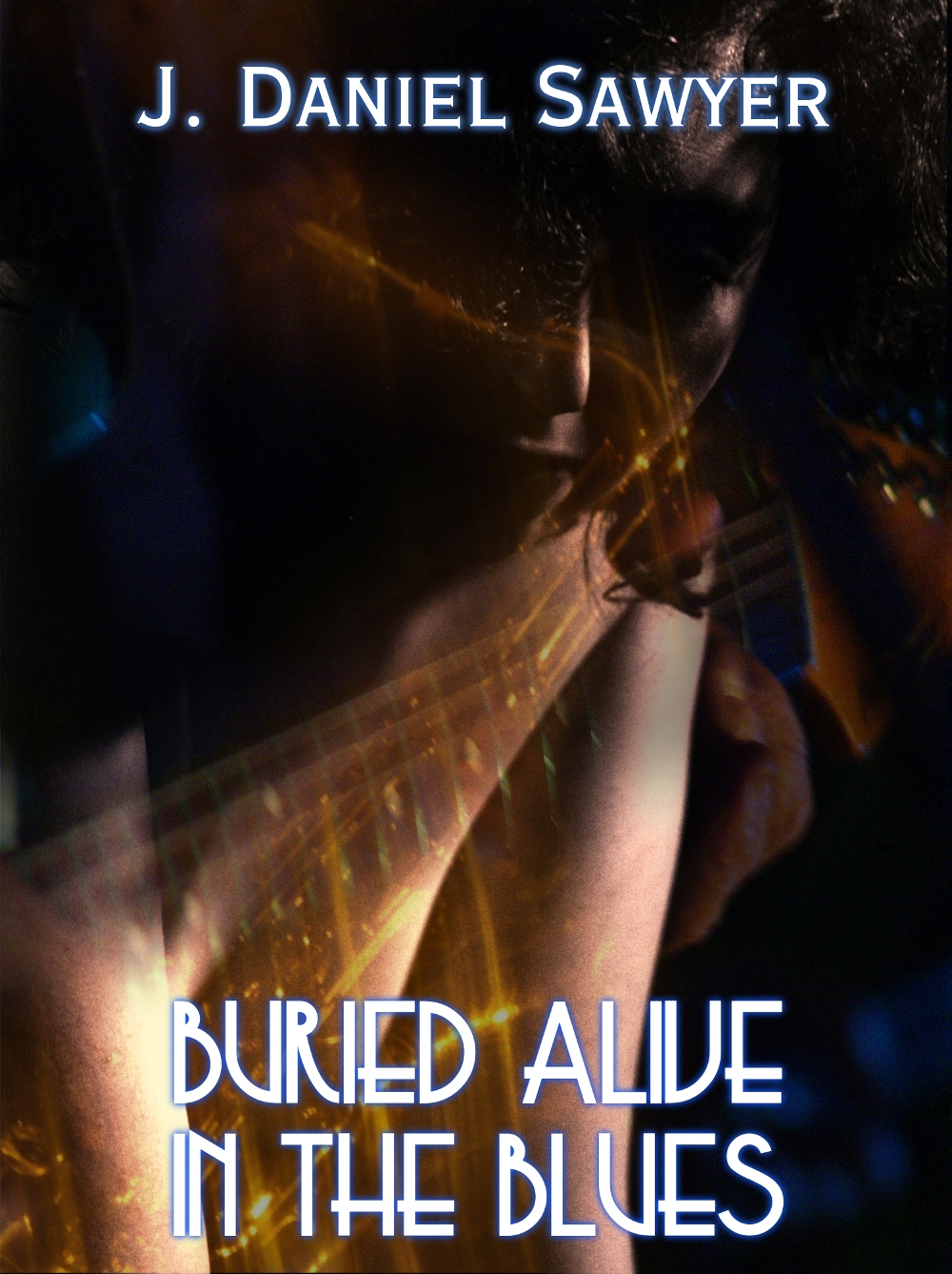 Buried Alive in the Blues cover