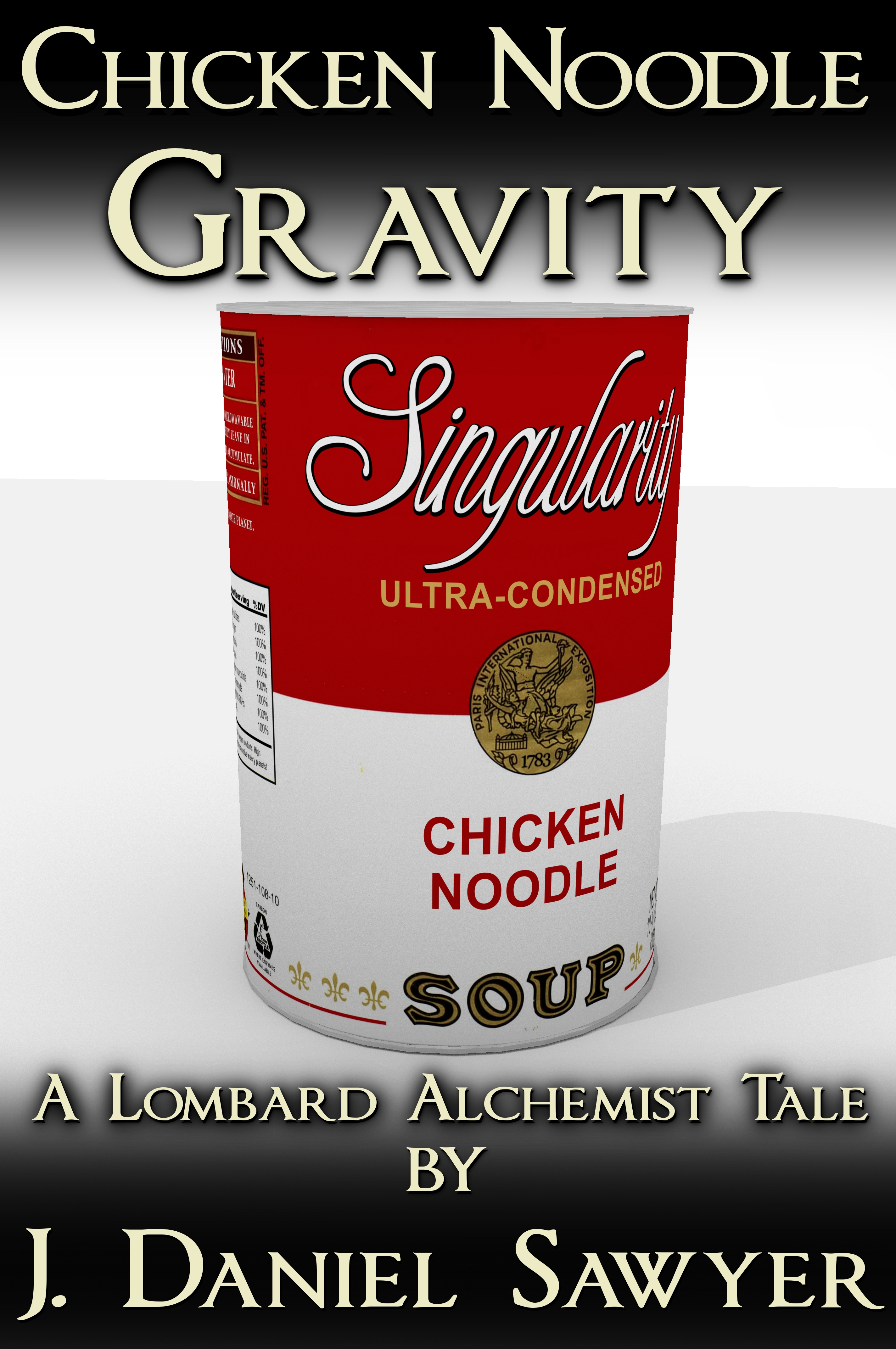 Chicken Noodle Gravity cover