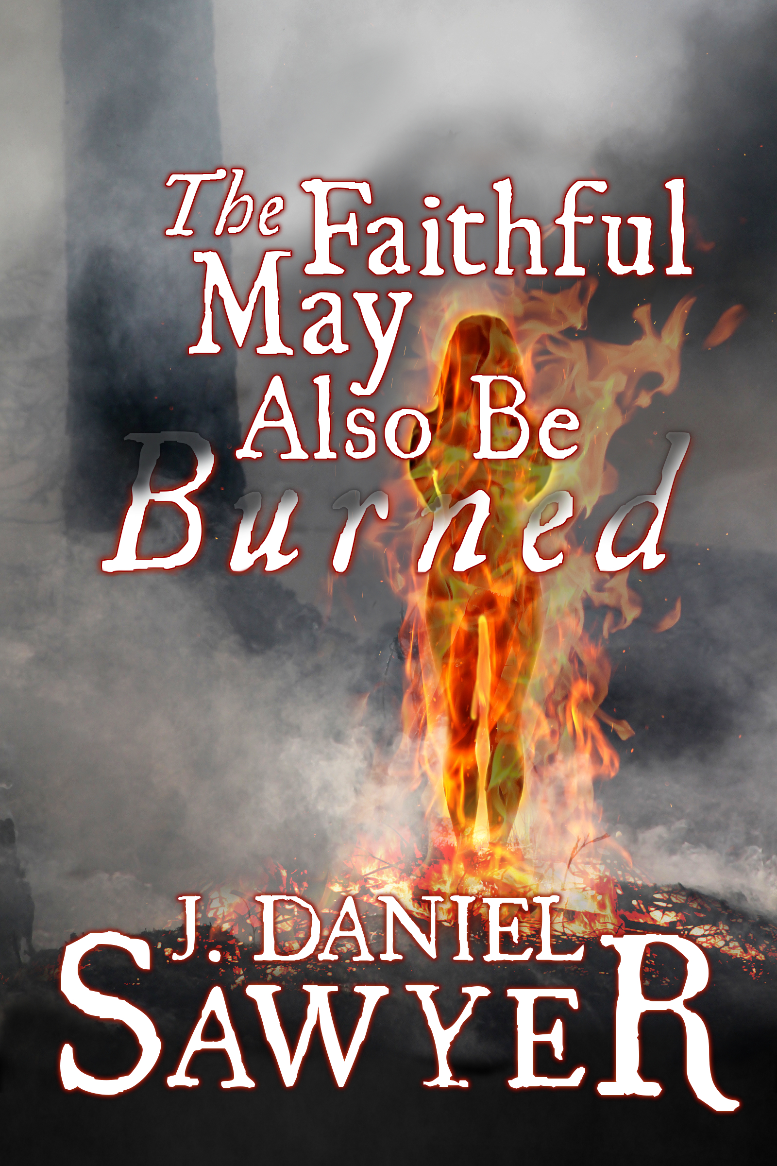 The Faithful May Also Be Burned cover