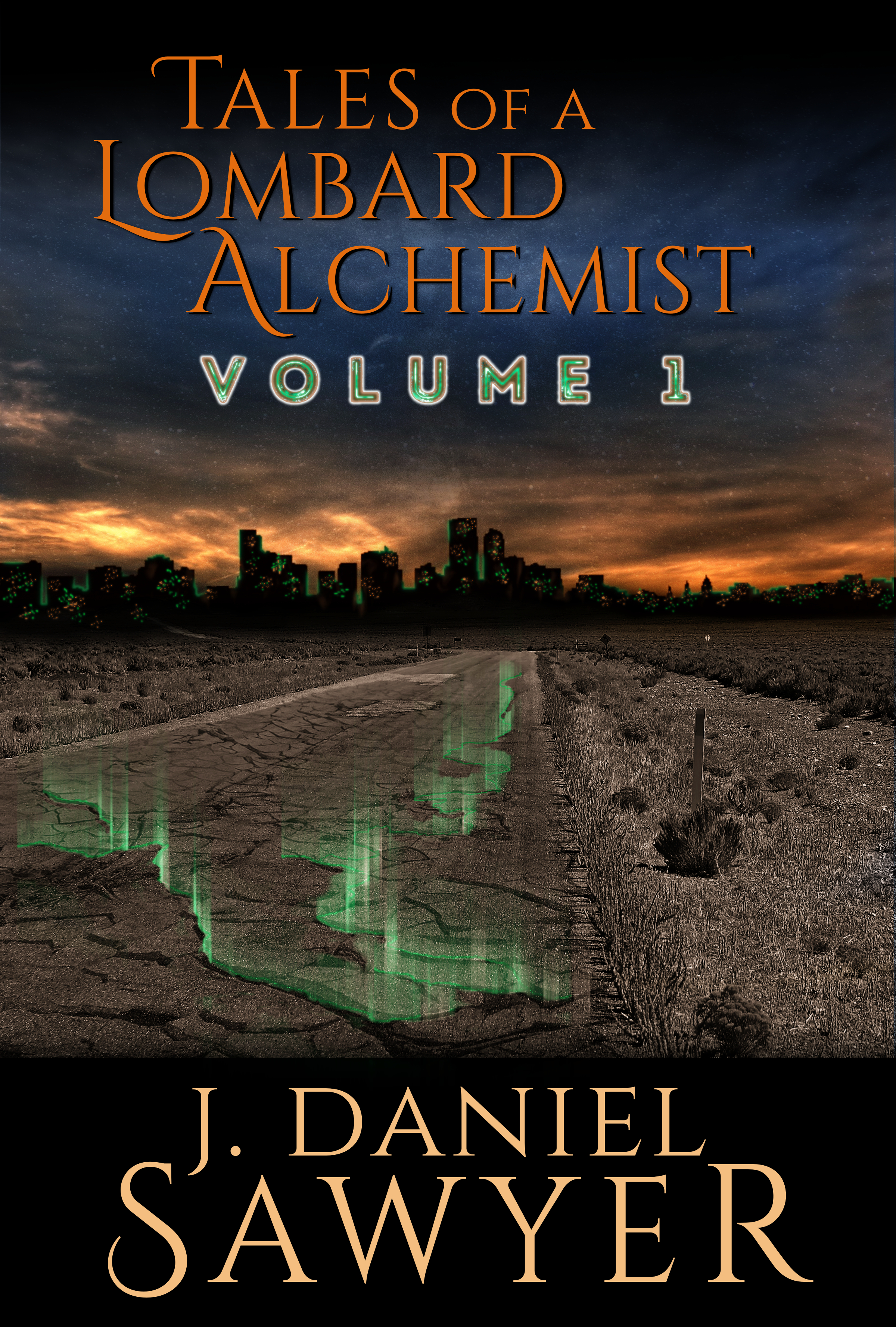 Tales of a Lombard Alchemist cover