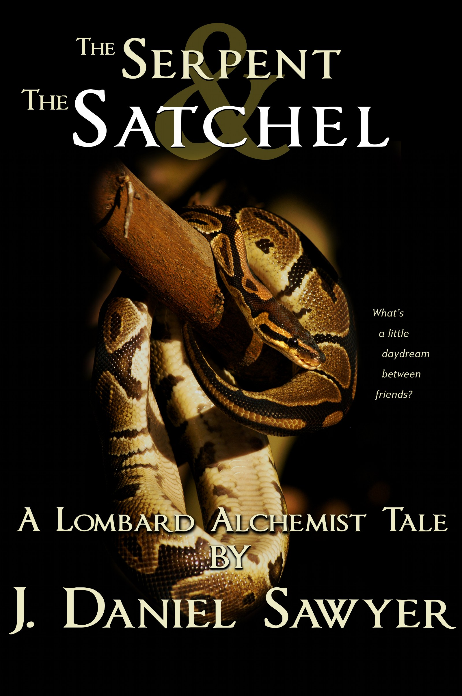 The Serpent and the Satchel cover