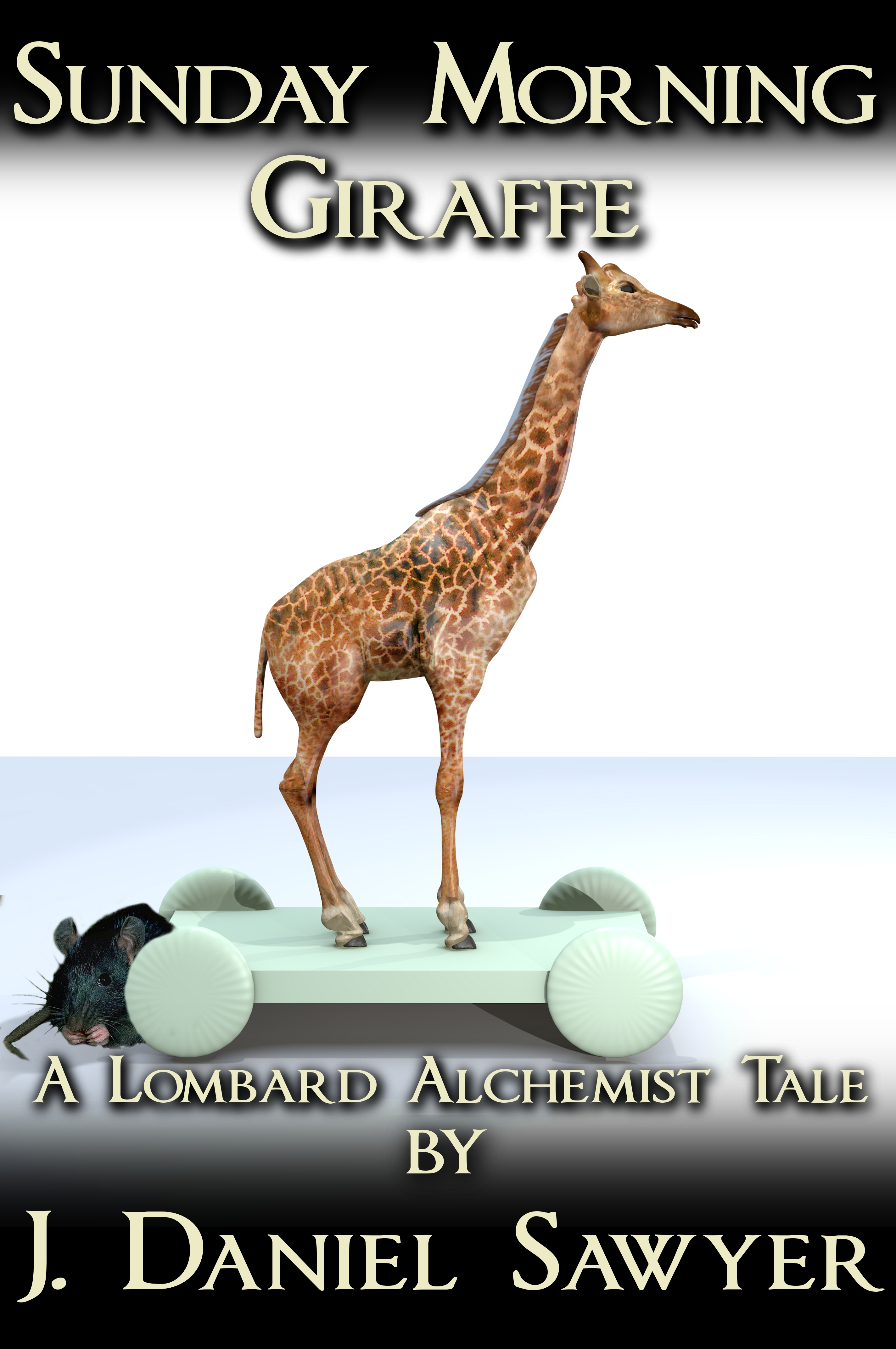 Sunday Morning Giraffe cover