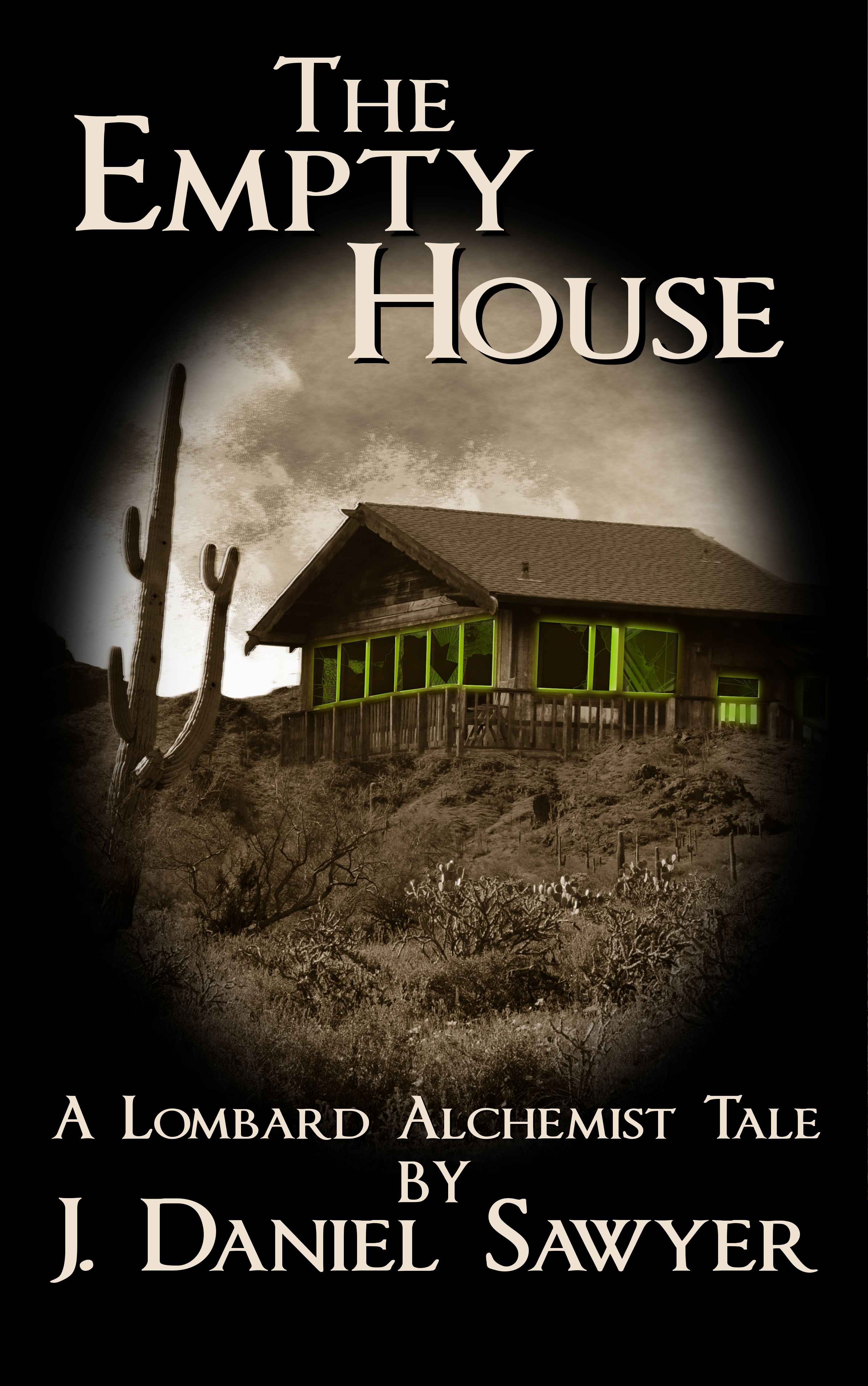The Empty House cover